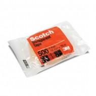 3M Scotch Utility Transparent Tape 500B 18mm