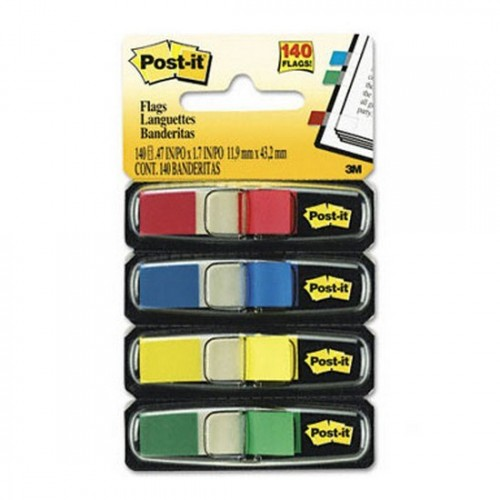3M 683-4 Small Flags 4-Colour