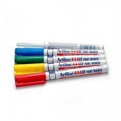Artline EK-444XF Paint Marker (0.8mm) (12pcs per bx)