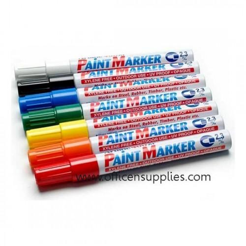 Artline EK-400XF Paint Marker (2.3mm) (12pcs per bx)