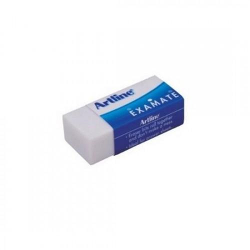 ARTLINE Examate Eraser, Medium (3s)