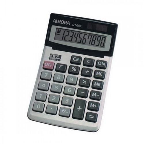 Aurora DT260 10-Digit Desktop Calculator