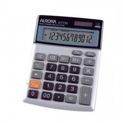 Aurora DT730 12-Digit Desktop Calculator