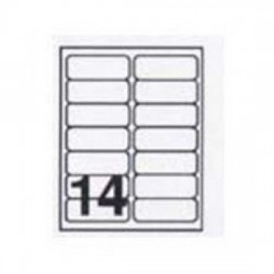 Avery L7163 Address Labels