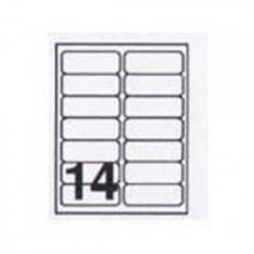 Avery L7163 Address Labels