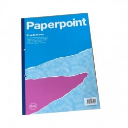 Paperpoint Broadline Lecture Pad A4 70gsm