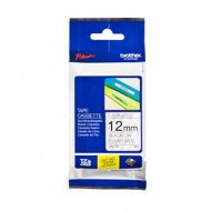 Brother TZe P-Touch 12mm Laminated Tape