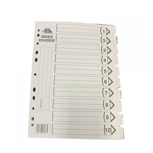 Paper Divider White A4