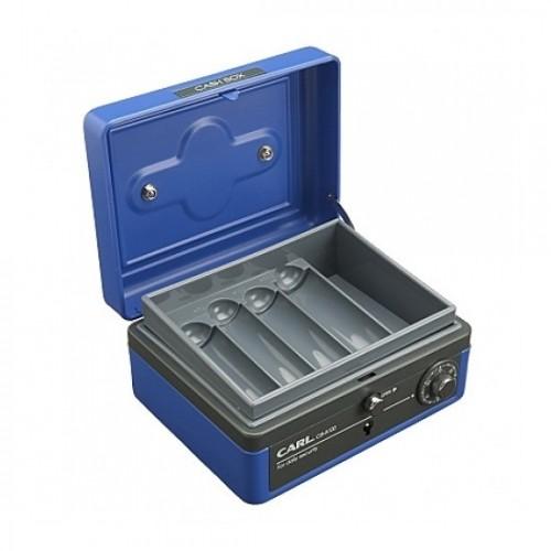 Carl Cash Box 2 Lock CB-8100