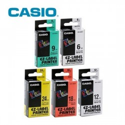 Casio Label Tape Cartridge XR-9 (9mm)