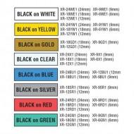 Casio Label Tape Cartridge XR-12mm