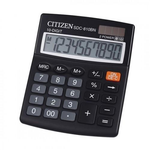 Citizen SDC810 10-Digit Calculator
