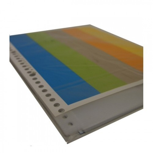 Comix TE233A 30-Hole Namecard Holder Refill