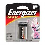 Energizer Alkaline Battery 522 BP1 (9V)
