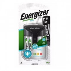 Energizer CHPRO Pro Charger and Battery 4AA 2000mAh