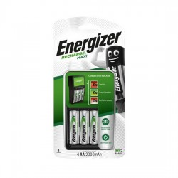 Energizer CHVCM4 MAXI Charger and Battery 4AA 2000mAh