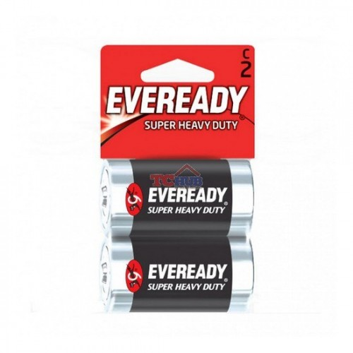 Eveready Battery 1235 SW2 Size C
