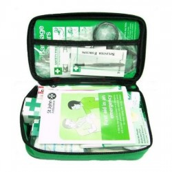 First Aid Kit Outfit No.H1 - Holiday Pouch