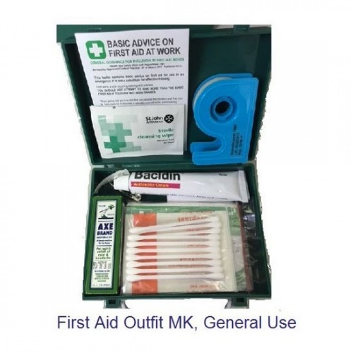 First Aid Kit Outfit MK - General Use
