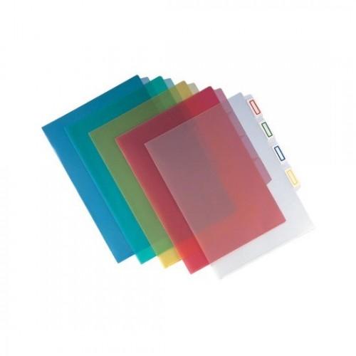 Flexi E-356 A4 4-Section L-Sheet