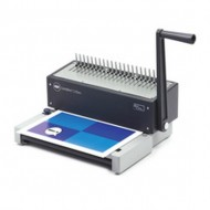 GBC CombBind C150Pro Ibimatic Plastic Comb Binding Machine
