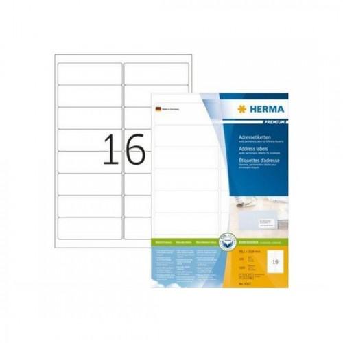 Herma 4267 Superprint 99.1X33.8 (1600S) Wht