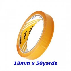 Loytape Cellulose Tape 18mm x 50yards
