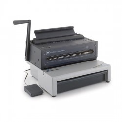 GBC E-Karo40Pro Wire Binding Machine