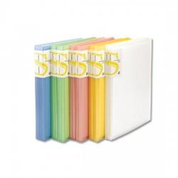 Kam K10H Clear Book A4 10Pkts