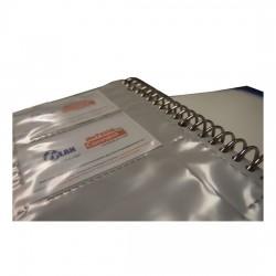 Lihit Lab G-8802 Namecard Holder A4 (500)