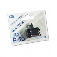 Max R50Blk EC30/50 Check Writer Tape