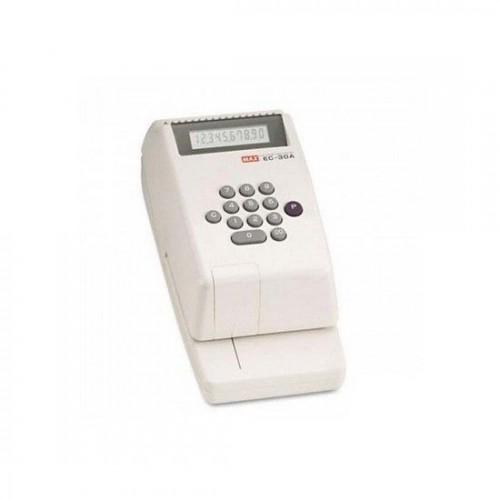 MAX EC-30A Electronic Check Writer