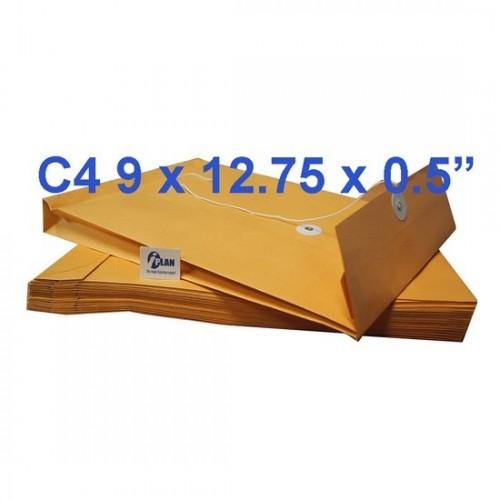 Envelope EXC4 Expandable 9X12.75X0.5 (10s)