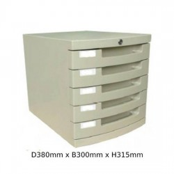 5 Drawer Cabinet A4 US-9K
