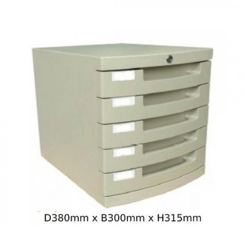5 Drawer Cabinet A4 US-9K