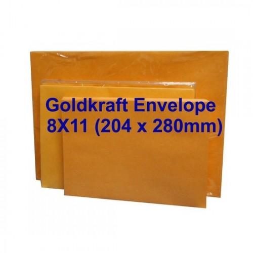Envelope No.811 8X11 Goldkraft (10s)