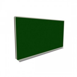 Hanging Chalkboard with Aluminum Frame