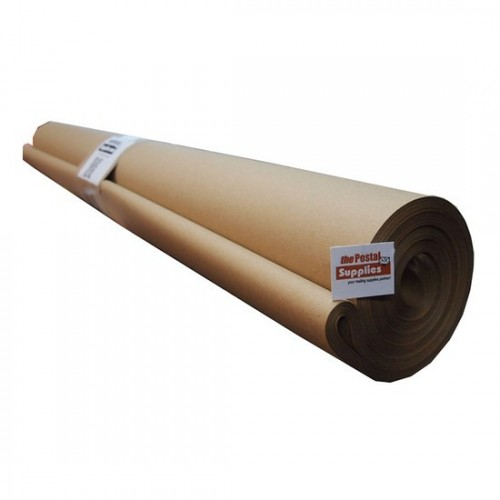 Wrapping Thick Brown 98gsm Kraft Paper (10s)