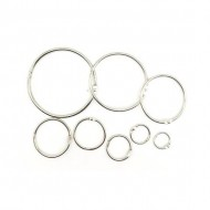 Metal Card Rings 18-24mm