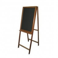 Wooden Chalkboard A-Stand