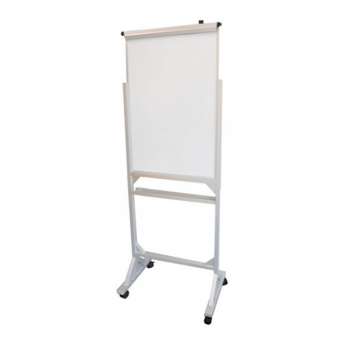 FlipChart Stand H-Model with Rollers