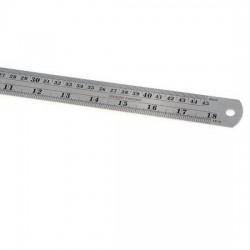 Steel Ruler (L) 18Inch