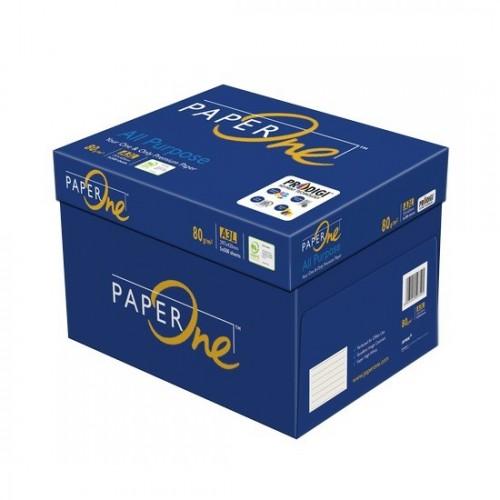 A3 80Gsm Paperone Blue Copy Paper (5 reams per box)