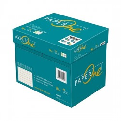 A4 70Gsm/ 75gsm Paperone Green Copy Paper (5 reams per Box)