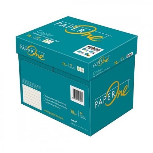 A4 70Gsm/ 75gsm Paperone Green Copy Paper (5 reams per Box)