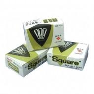 625 Square Paper Clip 25mm