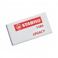 Stabilo 1183 Plastic Eraser (5s)