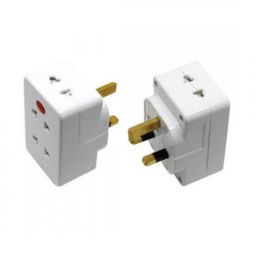 4 Way 2 Pin Adaptor with Neon 740N