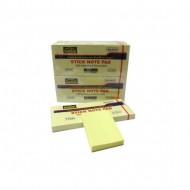 Suremark SQ6653 Stick Note Pad 1.5x2 (3s)