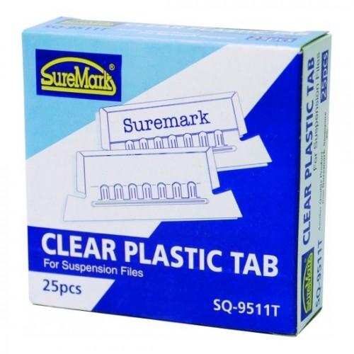 Suremark SQ9511T Plastic Tab (25s)